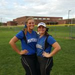 Miamisburg High School Varsity Softball falls to Lebanon High School 10-3