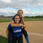 Miamisburg High School Varsity Softball beat Sidney High School 8-3