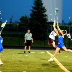 Miamisburg High School Girls Varsity Lacrosse beat Fairmont High School 17-4