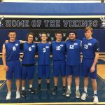 Miamisburg High School Boys Varsity Volleyball beat Xenia High School 3-0