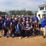 Miamsiburg Softball Team Finishes as District Runner Ups