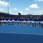 Miamisburg High School Girls Varsity Tennis falls to Rocky River High School 5-0
