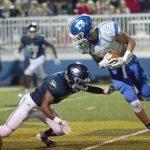 Miamisburg High School Varsity Football falls to Kettering Fairmont 28-26