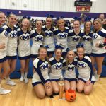 Competition Cheer Squad Takes 1st Place at Eaton