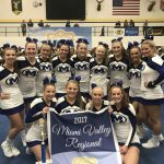 Competition Cheer Squad Has Strong Showing at UCA Comp