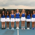 Lady Vikings Tennis Season Summary