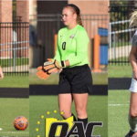 Grierson Named to All OAC Team