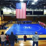 Boys Varsity Wrestling beats Carlisle 63 – 12