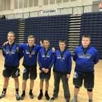 Boys Varsity Wrestling finishes 7th place at (GWOC Tournament)