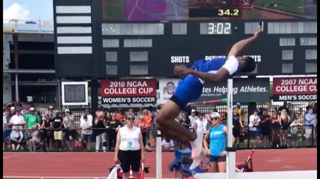 Jason Hubbard – High Jump – State Champion