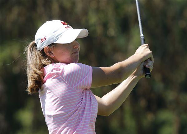 Skapik Turns Pro, Plays in LPGA Event