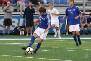 Boys Varsity Soccer vs Fairmont