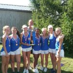 Tennis Team – MVTCA Coaches Cup Champs