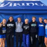 Girls Varsity Cross Country qualifies to Regional for 7th year in a row!
