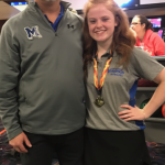 Girls Varsity Bowling finishes 7th place at Elks Invite
