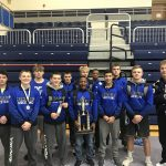 Boys Varsity Wrestling finishes 2nd place at Edgewood Invitational