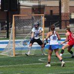 Girls Varsity Lacrosse beats Marysville 18 – 9