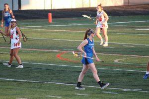 4-9-19 Girls Varsity Lacrosse vs. Beavercreek