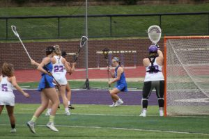 Girls Varsity Lacrosse Vs Cincinnati Hills Christian Academy