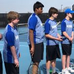 Men's Tennis back on track with big win over Lebanon