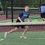 Men's Tennis secures 2nd Place finish with 3-2 Victory at Northmont