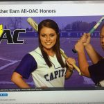 Hayslett – All-OAC Honors