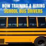 MCS Transportation School Bus Driver Hiring Event