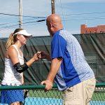 Lady Vikings Tennis post second straight shutout