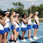 Girls Varsity Tennis falls to Beavercreek 3 – 2