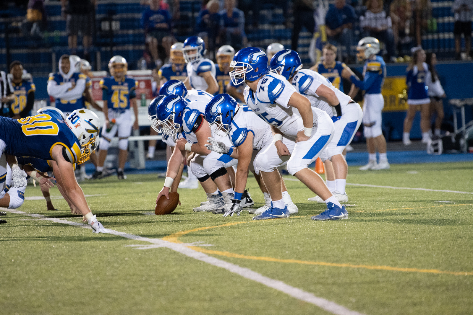 Miamisburg at Centerville 9/20/19 (football game and ticket information)