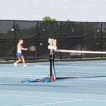 Girls Varsity Tennis falls to Bellbrook 3 – 2