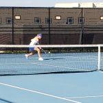 Lady Vikings Tennis Blank Springfield 5-0