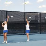 Girls Varsity Tennis falls to Eaton 4 – 1