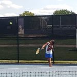 Girls Varsity Tennis beats Wayne 5 – 0