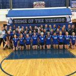 Girls Varsity Volleyball falls to Centerville 3 – 0