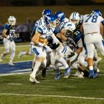 Miamisburg vs. Trotwood 10/11 (football ticket and game information)