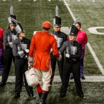 Band 3rd of 33 at OSU, Rated Superior, Best Guard – 9/28