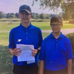 2 Burg Golfers Qualify for District Golf Tournament