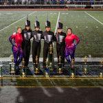 Band Grand Champions of 23 bands at Mason Invitational – 10/12