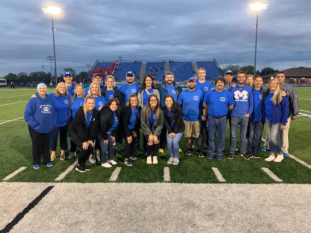 Congratulations to Staff Selected by Fall Senior Athletes