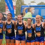 Girls Cross Country completes season at Regional Championships