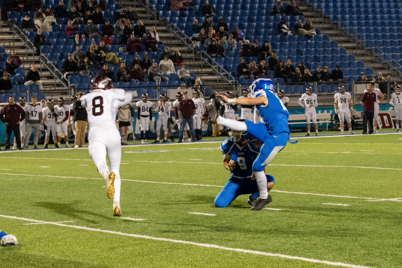 Miamisburg at Beavercreek 11/1/19 (football game and ticket information)
