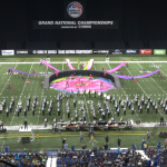 Band 3rd in AA, record score & placements at BOA Nationals – 11/16