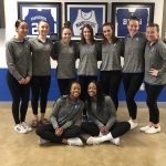 Miamisburg Gymnasts place 1st at Turpin Quad