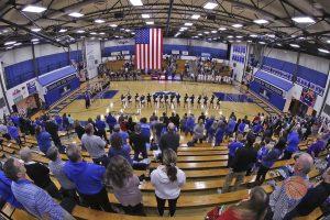 Varsity Boys Basketball v Bellbrook