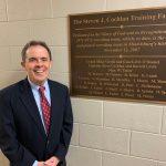 Wrestling Room Named The Steven J. Cochlan Training Facility
