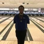 JV Boys Bowling team finishes 5th at Centerville's end of season JV tournament