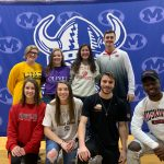 8 Seniors Sign to Compete at the Collegiate Level