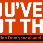 Inspiration From Your Alumni Friends