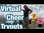 Virtual MS and HS Cheerleading Tryout Information